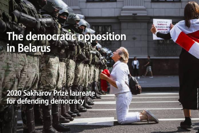 Białorusini po latach znów odznaczeni Nagrodą Sacharowa — za walkę o wolność