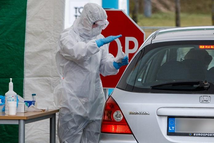 Na Litwie 2219 nowych przypadków koronawirusa, kolejni zmarli