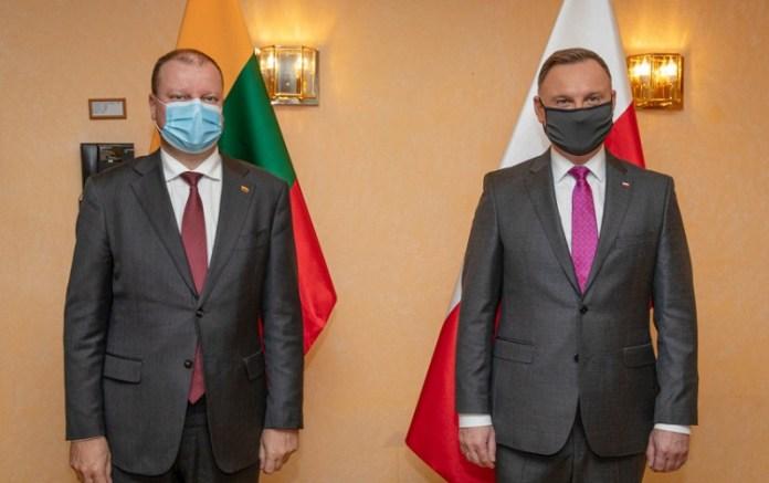 Skvernelis: polsko-litewskie stosunki dawno nie były tak dobre