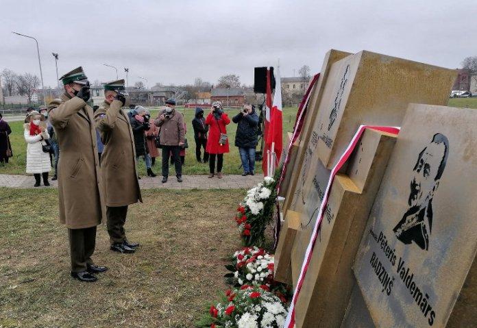 Polsko-łotewscy bohaterzy wreszcie mają pomnik