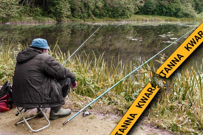 Kara ograniczenia wolności za złamanie nakazu izolacji. Pojechał na ryby, zbierał grzyby