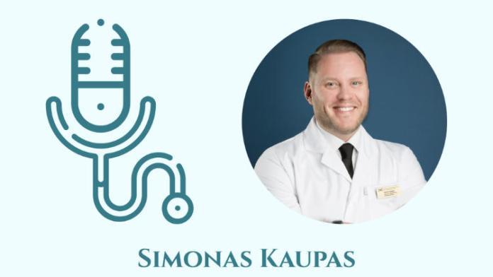 Colloquium z traumatologiem Simonasem Kaupasem. Droga do doskonałości