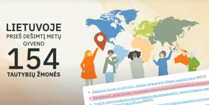 Spis ludności w języku ojczystym? Nie, ale są przetłumaczone pytania