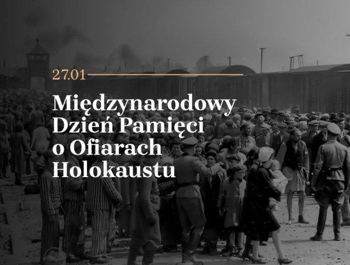 Międzynarodowy Dzień Pamięci o Ofiarach Holokaustu – włącz się w obchody!