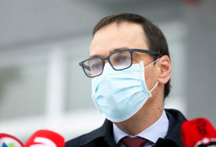 Szef NVSC Robertas Petraitis nie poda się do dymisji