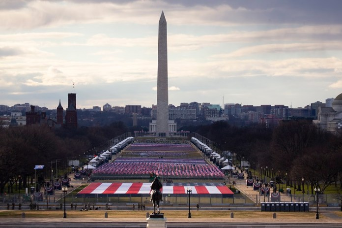 W Waszyngtonie trwają przygotowania do ceremonii zaprzysiężenia 46, Prezydenta Stanów Zjednoczonych Joe Bidena