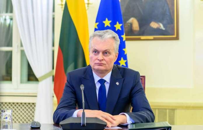 Nausėda rozważa zwołanie Rady Obrony Państwa w sprawie Ostrowca