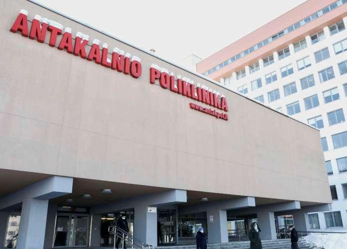 Poliklinika Antokolska w Wilnie