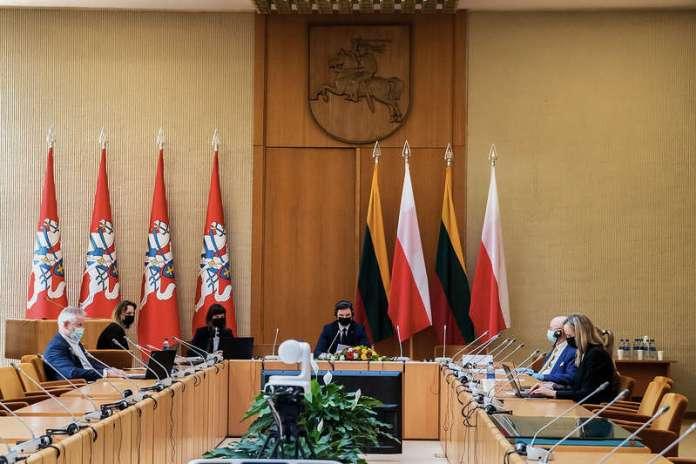 XXII Zgromadzenie Parlamentarne Litwy i Polski — o polskiej mniejszości na Litwie, na Białorusi i o NATO