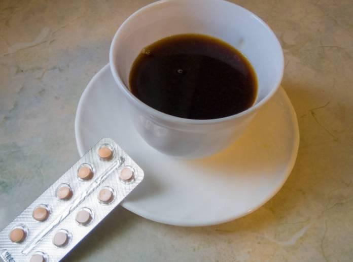 Narkotyki w kawie