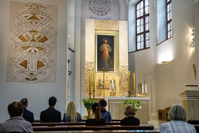Tydzień Miłosierdzia Bożego w Wilnie
