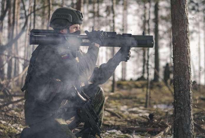 Granatniki o wartości 10 mln dolarów przekazane Wojsku Litewskiemu