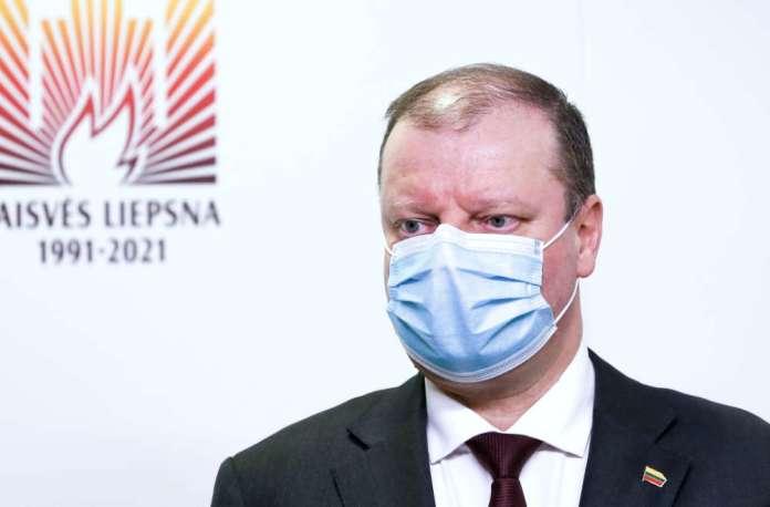 """Lider opozycji Skvernelis: """"«paszport możliwości» zmotywowałby przedsiębiorców"""""""