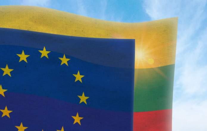 Dziś mija 17. rocznica wstąpienia Litwy do Unii Europejskiej