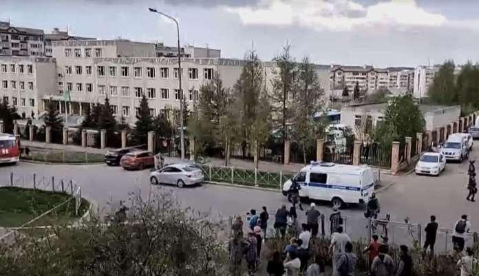 Strzelanina w szkole w Kazaniu. Co najmniej 11 osób nie żyje, wielu rannych