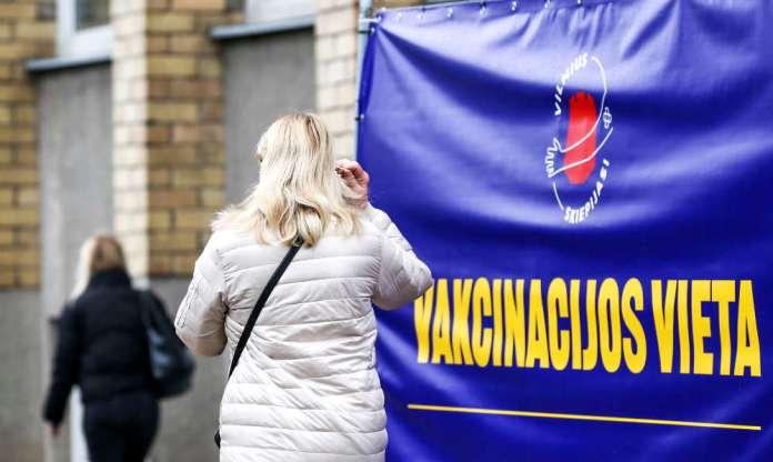 Szczepienia w Wilnie