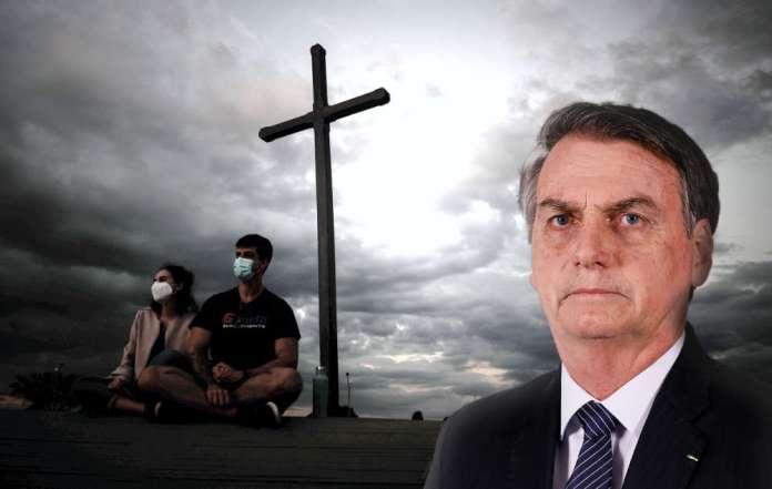 W Brazylii pół miliona zgonów na COVID. Na ulicach protesty
