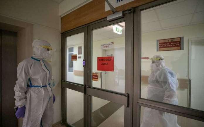 Szczepienia przenoszą się do Litexpo, a szpitale wracają do poprzedniego trybu