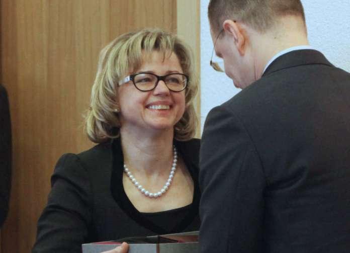 Nowa przewodnicząca Sądu Konstytucyjnego — Danutė Jočienė