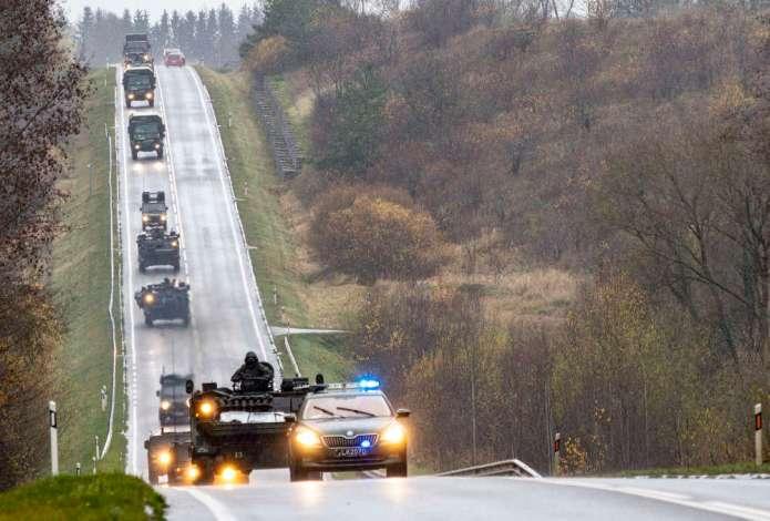 Litwa zwiększy finanse na obronność do 2,03 proc. PKB