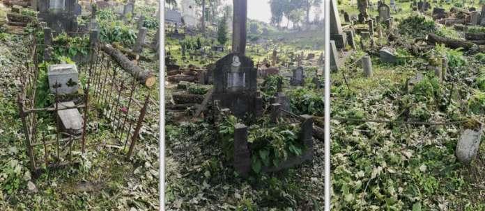 """SKOnSR o zniszczonych grobach: """"Kto poniesie odpowiedzialność za wyrządzoną krzywdę?"""""""