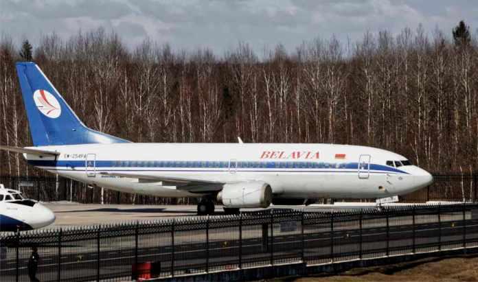 Sankcje za kierowanie migrantów na Litwę mogą dotyczyć firm lotniczych