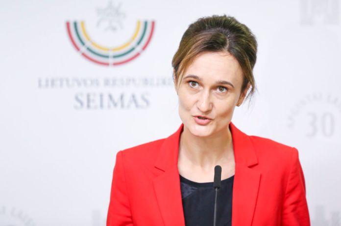 """Čmilytė-Nielsen: """"Nie wykorzystano wszystkich możliwości zachęcania do szczepień"""""""