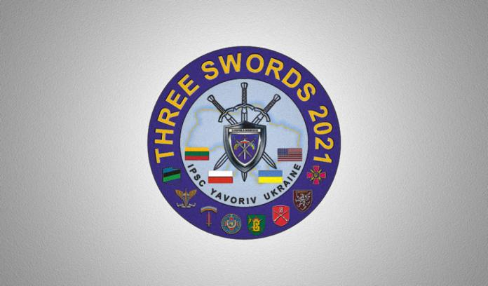 Trzy Miecze 2021 — polsko-litewsko-ukraiński LITPOLUKRBRIG rozpoczął ćwiczenia na Ukrainie