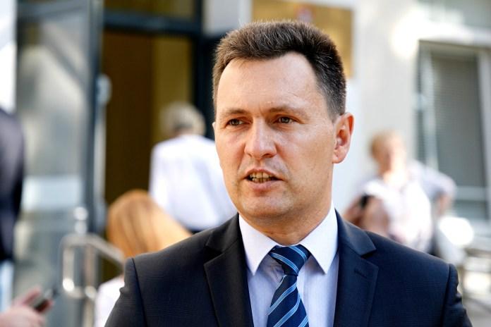 Walery Jagliński, dyrektor Gimnazjum im. Szymona Konarskiego w Wilnie