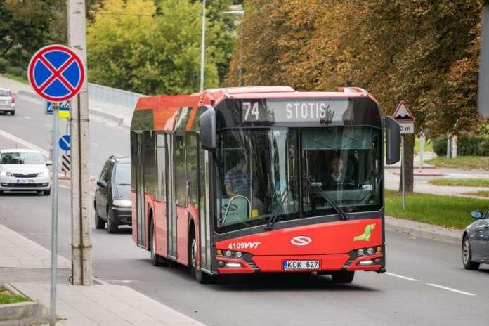 Jeździsz wileńskimi autobusami? Możesz wypowiedzieć się w sondażu