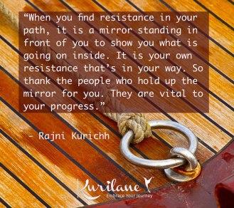 Resistance Leads To Progress.