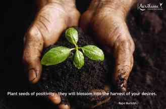 Harvest Of Desires.