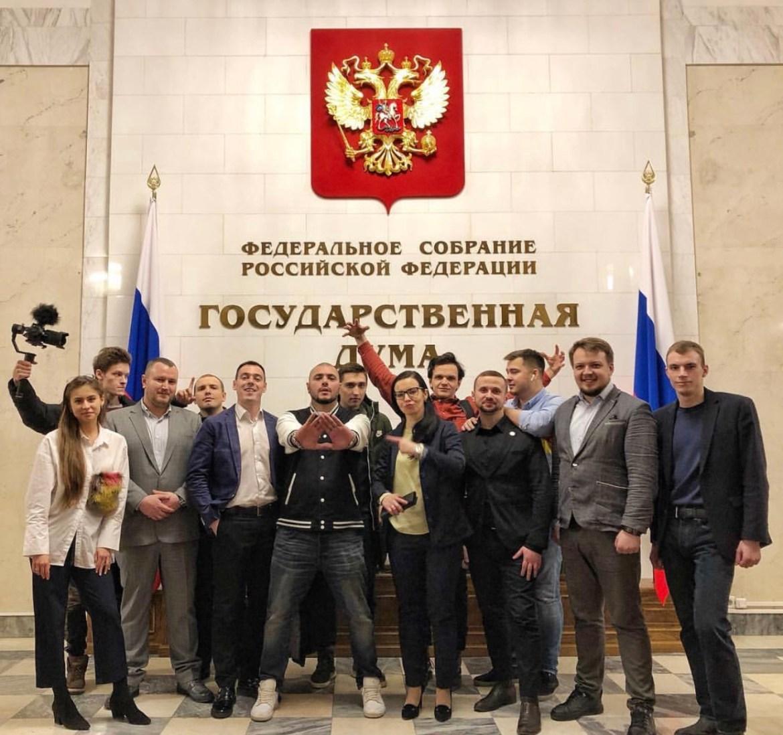 Председатель МПРФ Мария Воропаева осталась недовольна «прессой» по встрече с рэперами