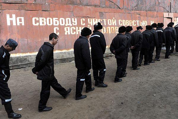 «Хорошо сидим»: на зонах ЕАО  стало больше заключенных