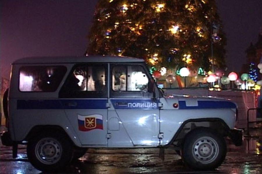 Какие новогодние подарки приготовили маргинальные элементы ЕАО полицейским?