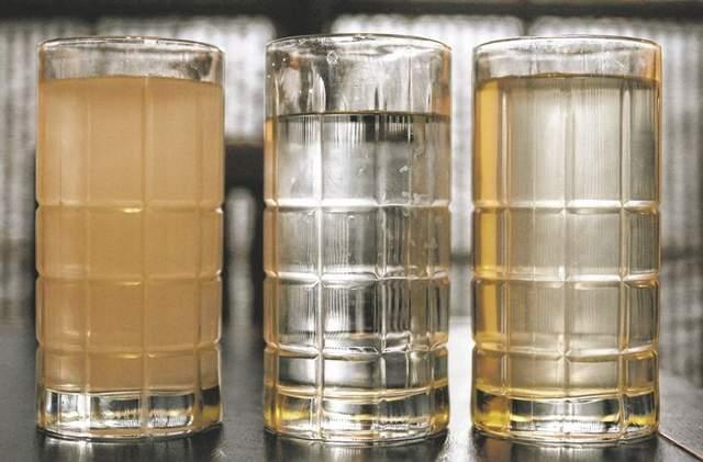 Роспотребнадзор: в водопроводной воде ЕАО повышенное содержание железа, марганца, кремния и калия