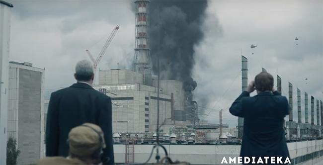 Новый мини-сериала HBO рассказывает о  катастрофе на Чернобыльской АЭС. Уже вышла первая серия