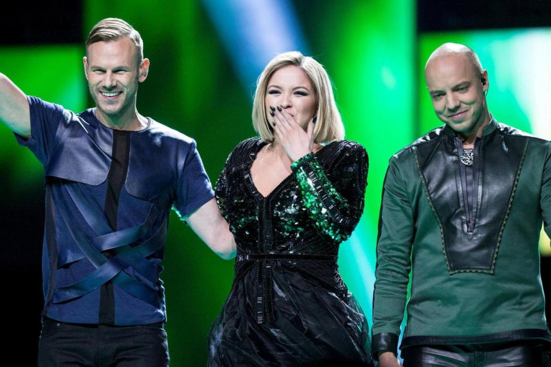 Трио Keiino, набравшее максимальное количество голосов телезрителей на «Евровидении», перепели «Shallow» Леди Гаги и Брэдли Купера (ВИДЕО)