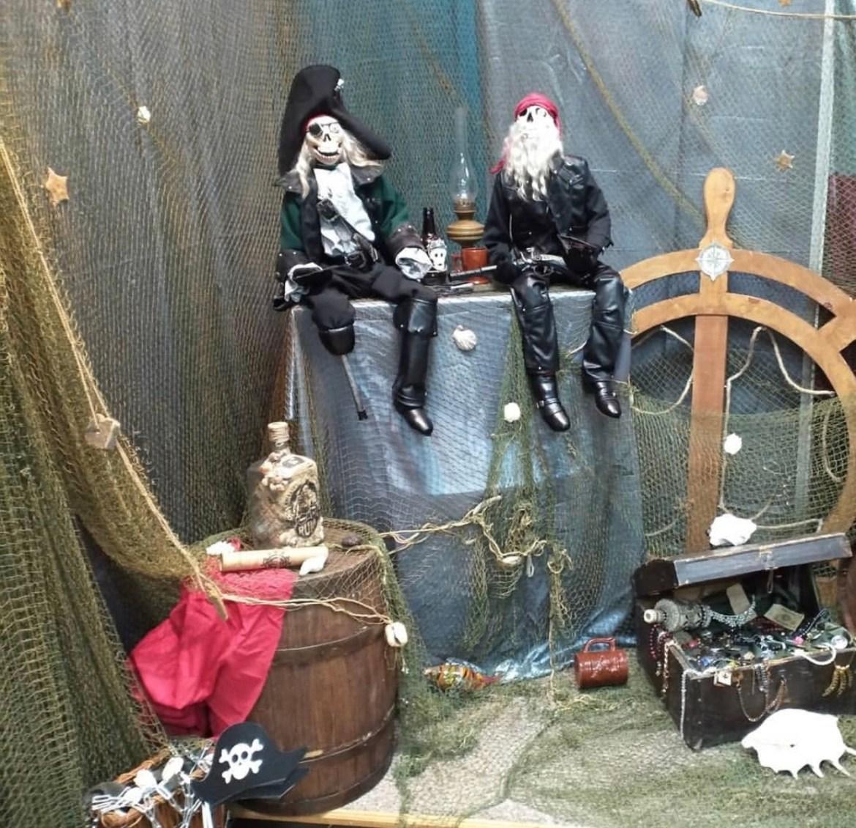 «Ночь музеев» в ОКМ ЕАО: куклы, пираты и лазеры (ФОТО и ВИДЕО)