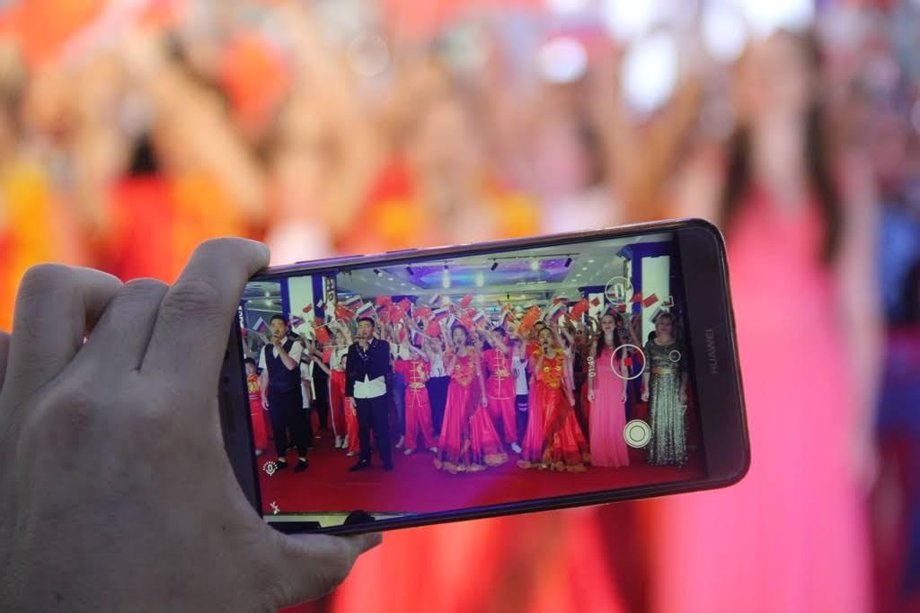 Танцоры и православная молодежь из Октябрьского района ЕАО приняли участие в конференции по науке и технике в Китае