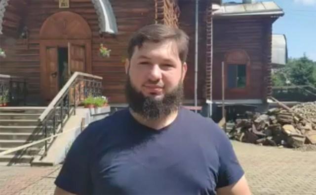 иерей Георгий Борисов