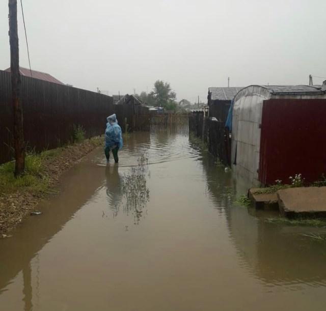 Наводнение в ЕАО 2019