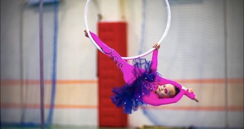 Юные грации Анастасии Степановой увезли в Биробиджан 9 медалей с чемпионата «Pole Sport kids & aerial championship»