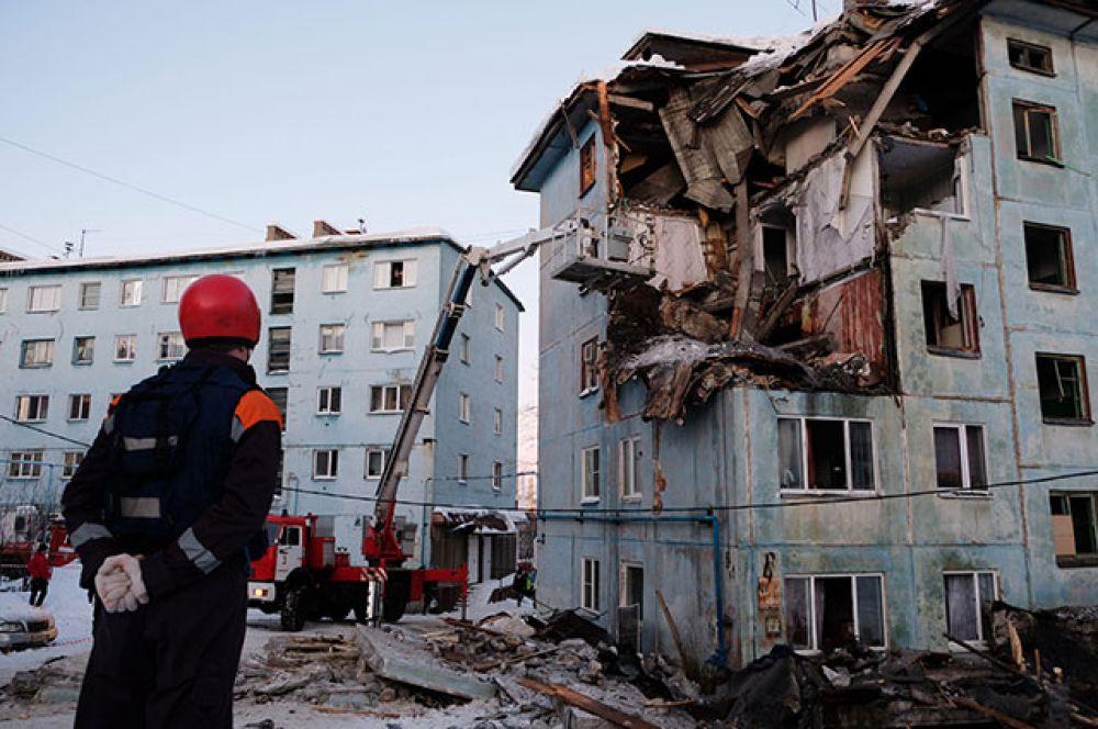 В Биробиджане сегодня мог взорваться жилой дом