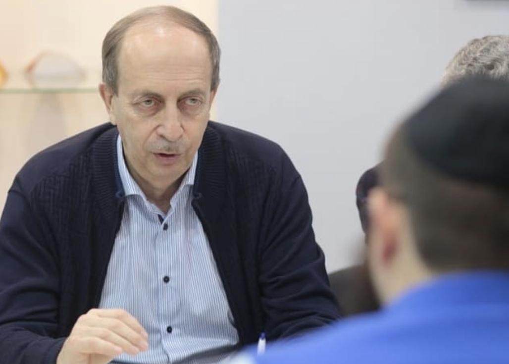 Еврейская молодежь предложила губернатору ЕАО установить на улицах областной столицы веб-камеры