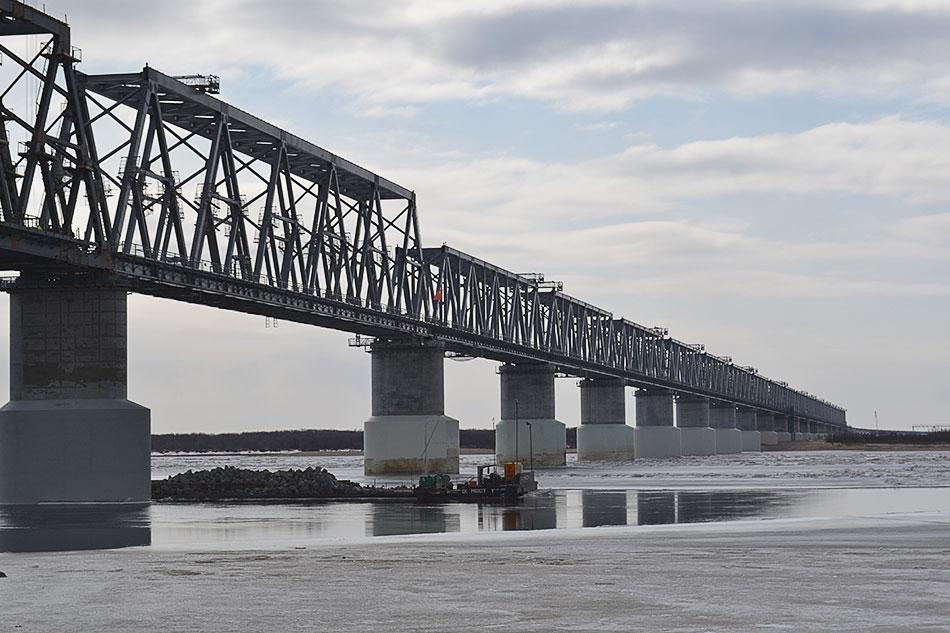 «К июню не построят, построят к концу года» – Трутнев сообщил о переносе сроков строительства международного моста через Амур в ЕАО