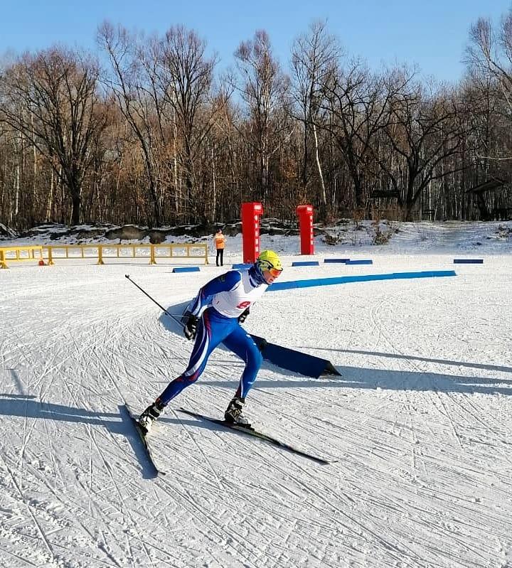 Евгений Осин из ЕАО стал  призером на студенческой универсиаде в лыжных гонках