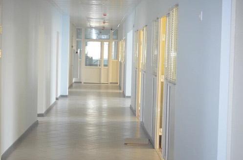 На 2 марта намечено открытие стационара Областной детской больницы после ремонта