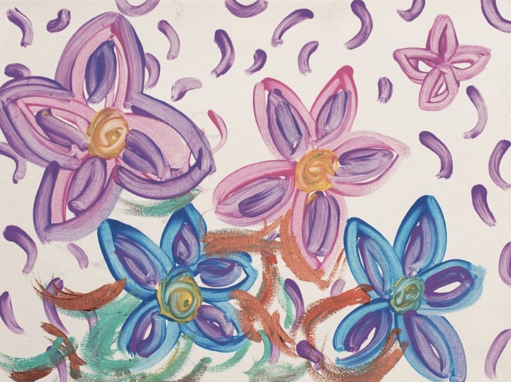Oops!… Бритни Спирс стала художницей