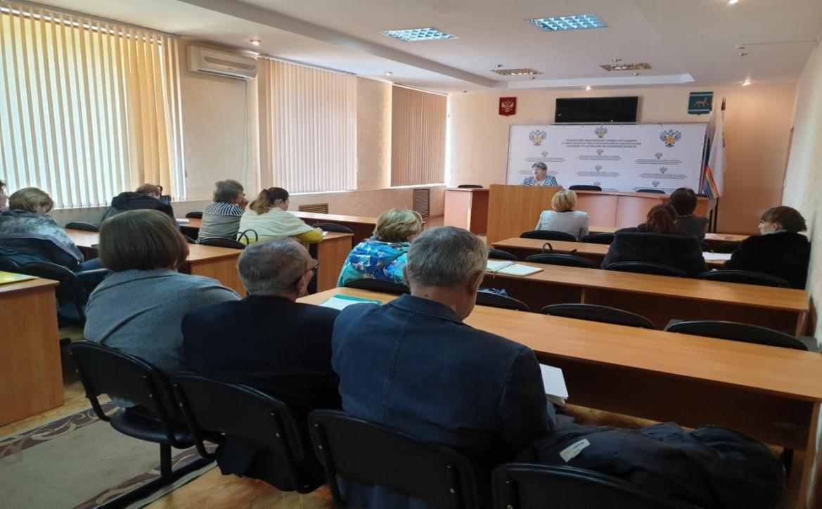 Роспотребнадзор провел учебный семинар по коронавирусу 2019-nCoV для медиков ЕАО